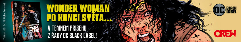 REKLAMA: Wonder Woman: Mrtvá Země (DC Black Label)