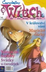 W.I.T.C.H. Čarodějky 2002/12