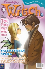 W.I.T.C.H. Čarodějky 2003/02