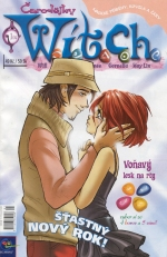 W.I.T.C.H. Čarodějky 2004/01