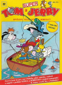 Super Tom a Jerry #22