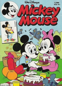 Mickey Mouse 1990/01