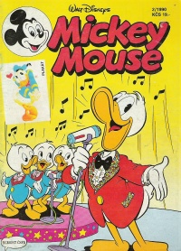 Mickey Mouse 1990/02
