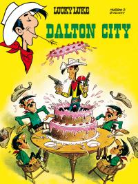 Lucky Luke #04: Dalton City