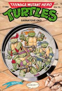 Teenage Mutant Hero Turtles #07 (7/92)