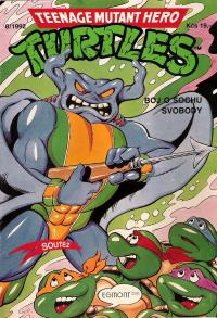 Teenage Mutant Hero Turtles #08 (8/92)