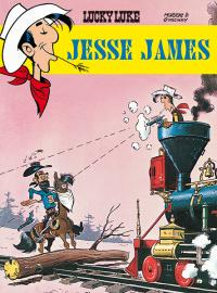 Lucky Luke #05: Jesse James