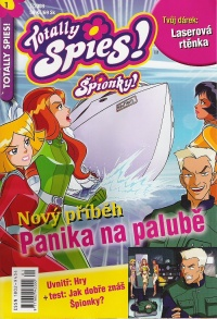 Totally Spies - Špionky 2008/01