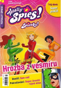 Totally Spies - Špionky 2008/07