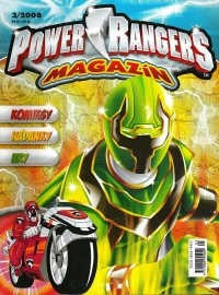 Power Rangers 2008/03