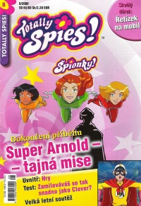 Totally Spies - Špionky 2008/08