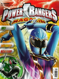 Power Rangers 2009/03