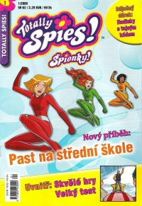 Totally Spies - Špionky 2009/01