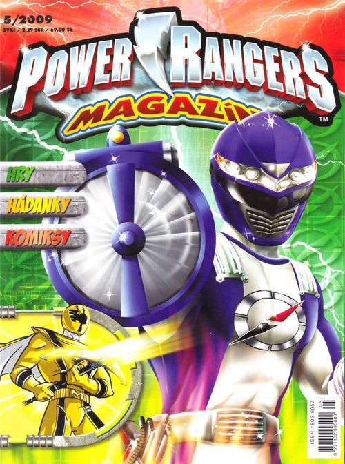 Power Rangers 2009/05