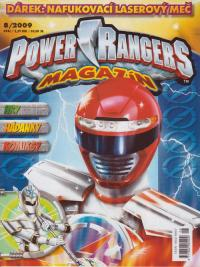 Power Rangers 2009/08