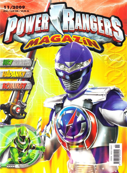 Power Rangers 2009/11