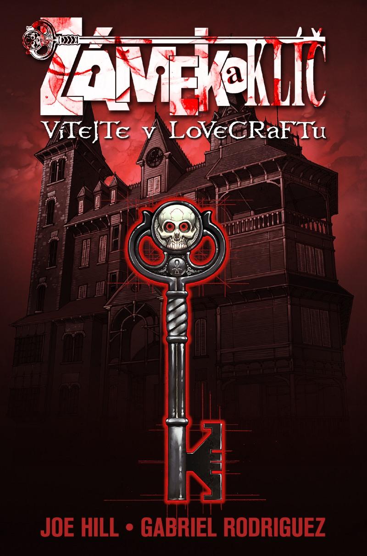 Výsledek obrázku pro zámek a klíč vítejte v lovecraftu