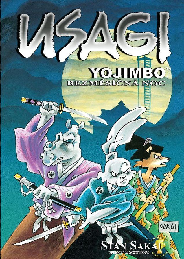 Comics Blog: #1241: Usagi Yojimbo 16: Bezměsíčná noc - 90 %