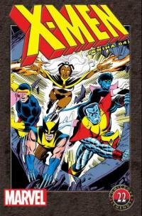 Comicsové legendy #22: X-Men #04