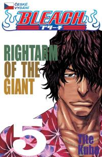 Bleach #05: Rightarm of the Giant
