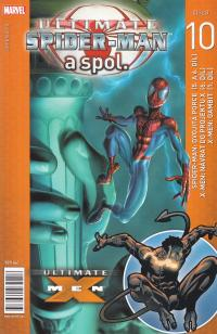 Ultimate Spider-Man a spol. #10