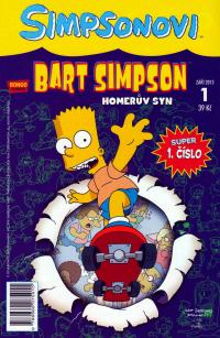 Simpsonovi 2013/01 Bart Simpson: Homerùv syn