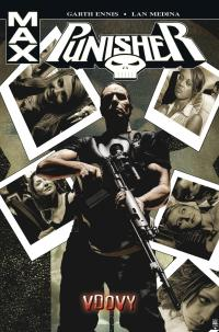 Punisher MAX #08: Vdovy