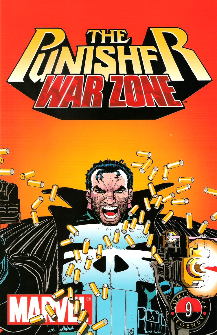 Comicsové legendy #09: The Punisher War Zone