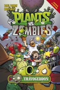 Plants vs. Zombies #01: Trávogeddon