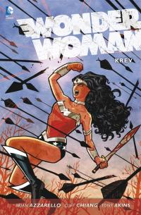 Wonder Woman #01: Krev (paperback)