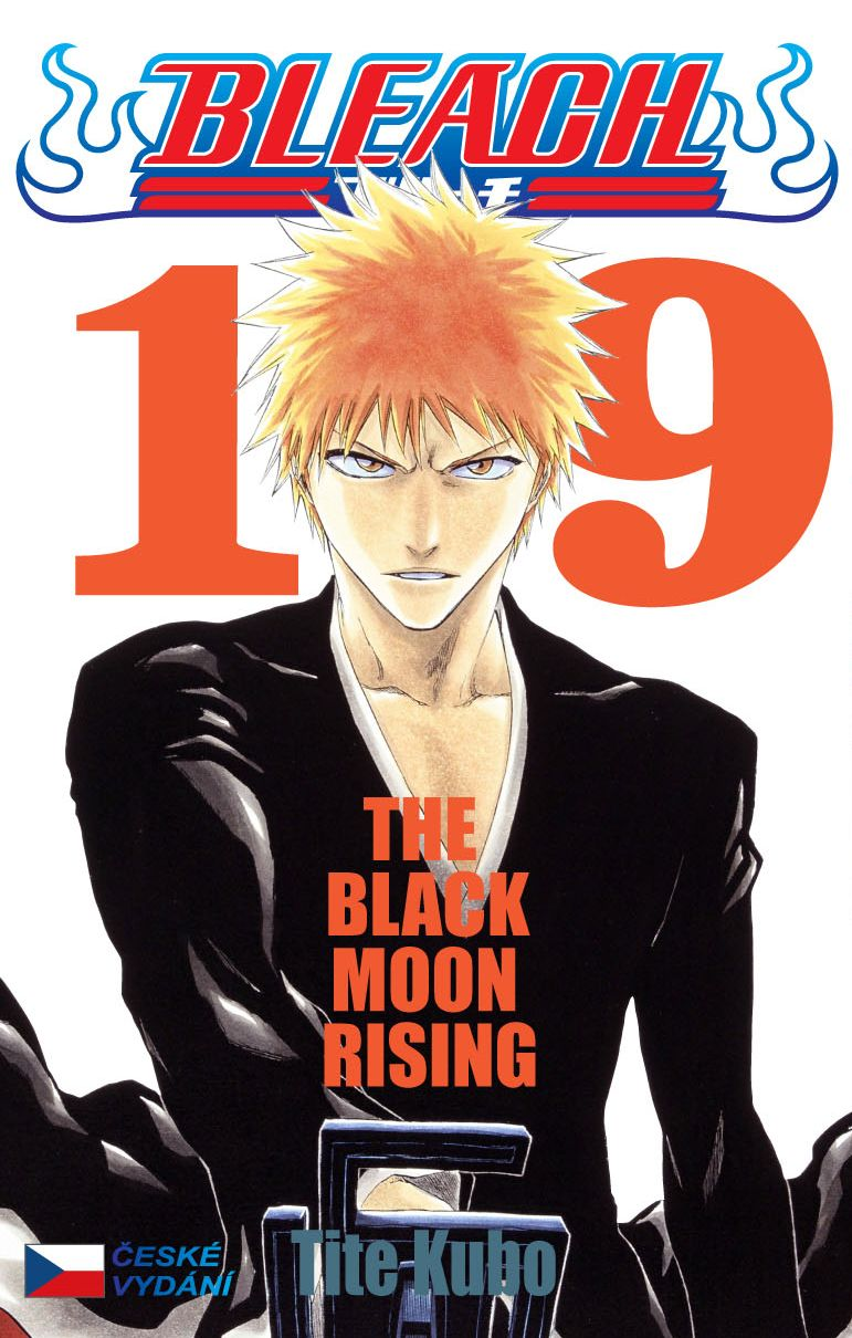 Bleach #19: The Black Moon Rising