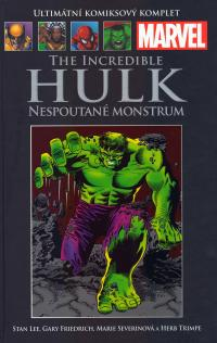 Ultimátní komiksový komplet #095: The Incredible Hulk: Nespoutané monstrum