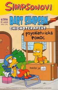 Simpsonovi 2016/06 Bart Simpson: Chichoterapeut