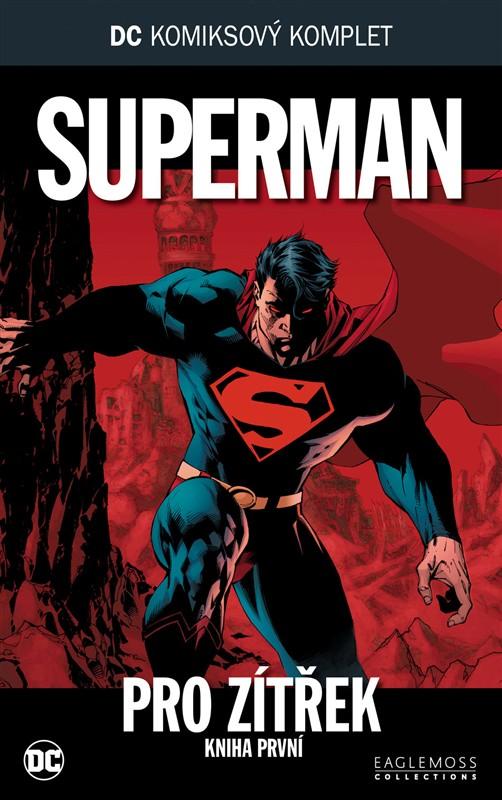 f55b48d110d DC komiksový komplet  009  Superman  Pro zítřek
