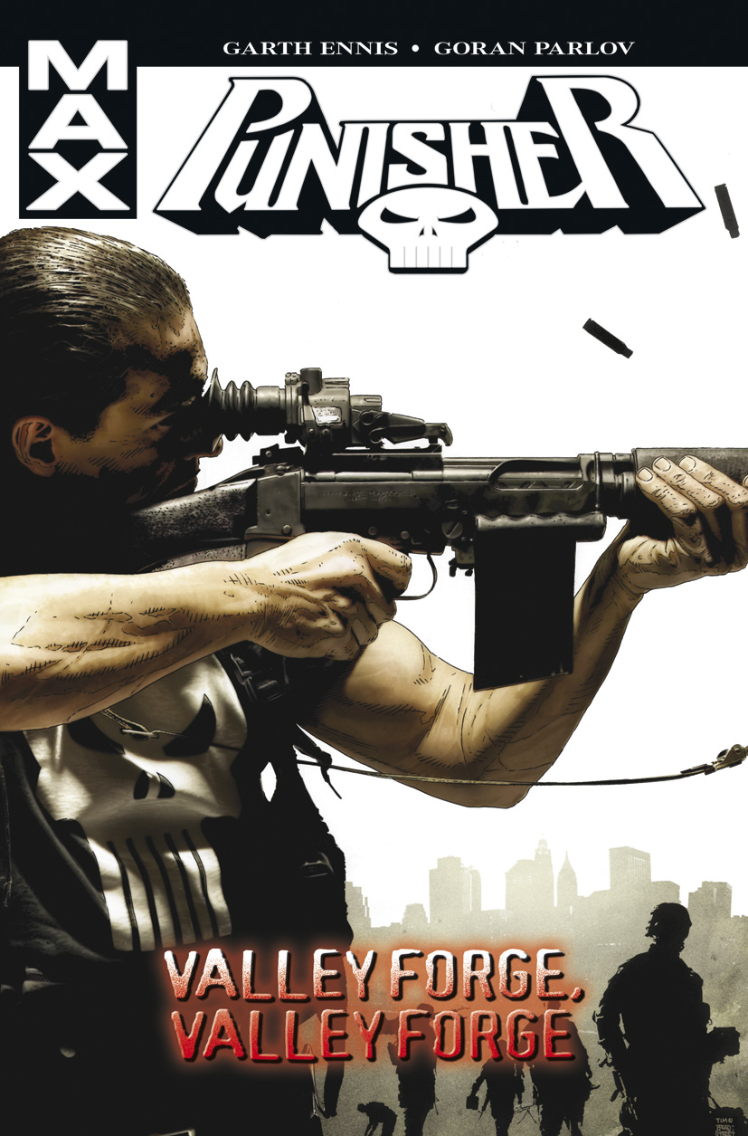 Punisher MAX #10: Valley Forge, Valley Forge