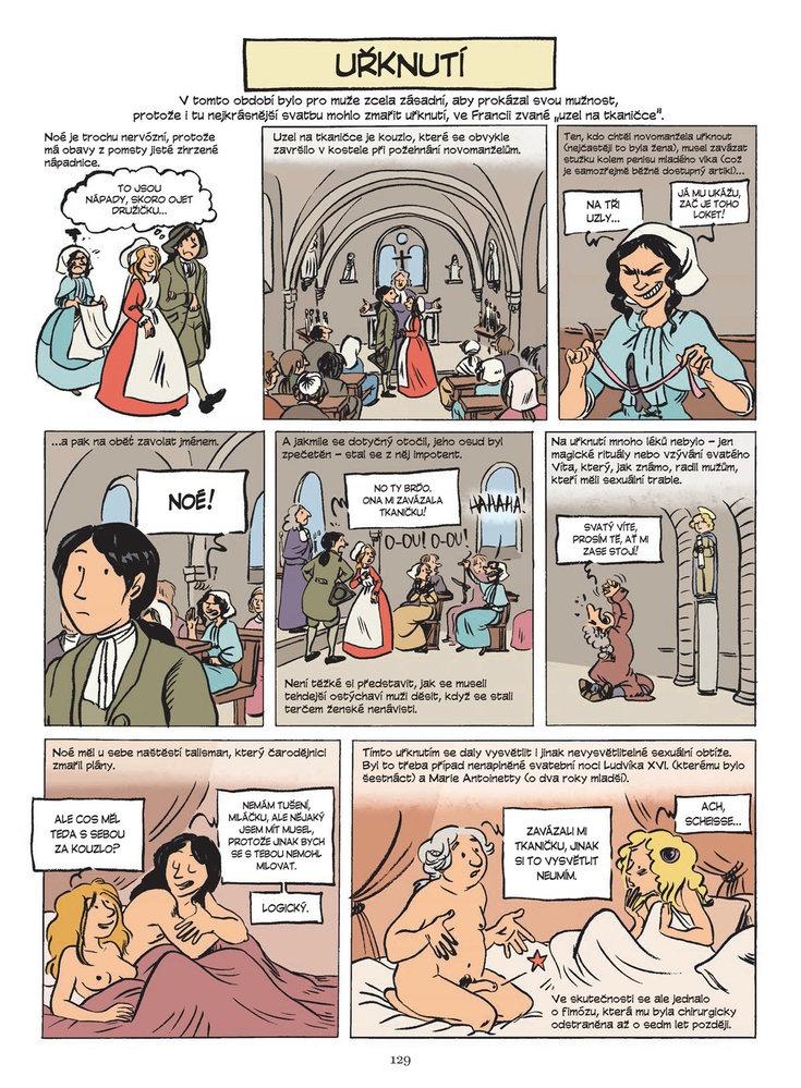 kreslený sex komiks skutečný amatérský ženský orgasmus