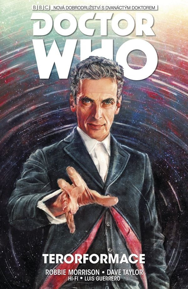 Dvanáctý Doctor Who #01: Terorformace