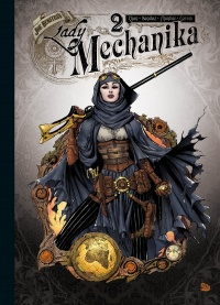 Lady Mechanika 2: Tabule osudù