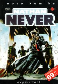Nathan Never #02: Experiment