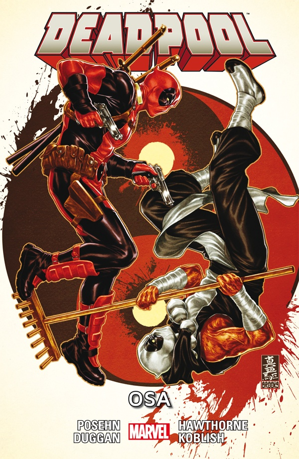 Deadpool #07: Osa
