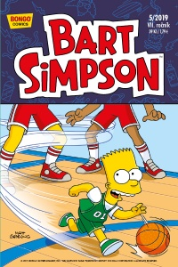 Simpsonovi 2019/05 Bart Simpson