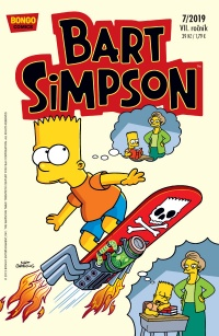 Simpsonovi 2019/07 Bart Simpson