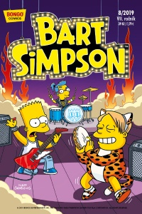 Simpsonovi 2019/08 Bart Simpson