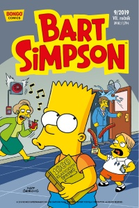 Simpsonovi 2019/09 Bart Simpson