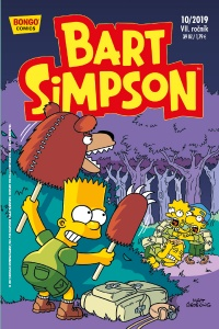 Simpsonovi 2019/10 Bart Simpson