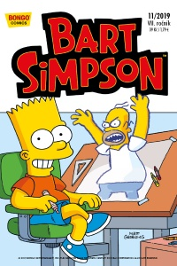 Simpsonovi 2019/11 Bart Simpson
