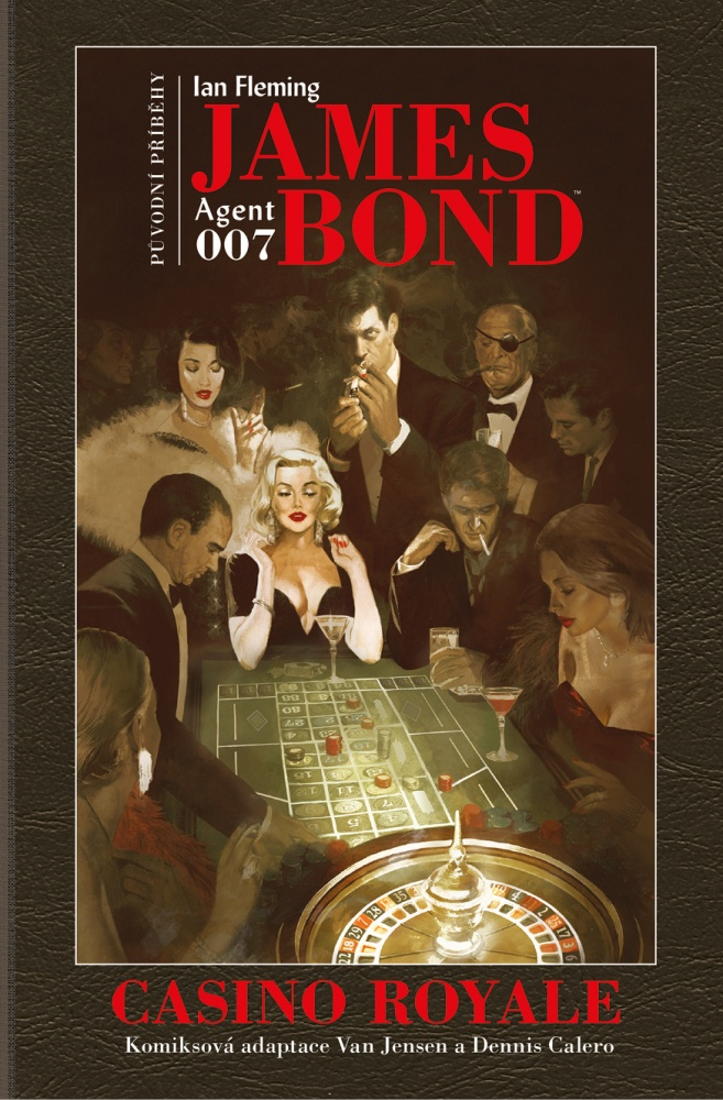 James Bond - Agent 007 #01: Casino Royale