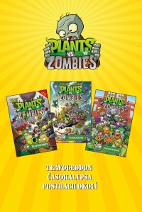 Plants vs. Zombies: BOX žlutý