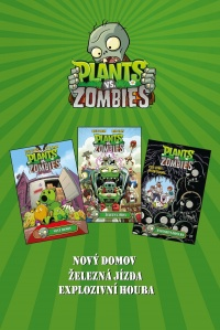 Plants vs. Zombies: BOX zelený