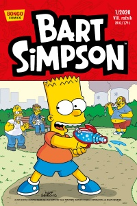 Simpsonovi 2020/01 Bart Simpson